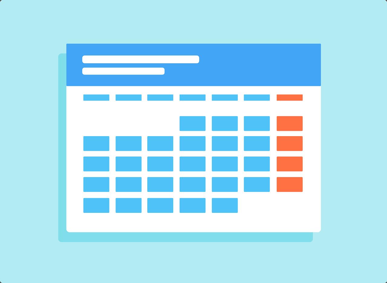 Calendar July – August 2019 | The Porch Press
